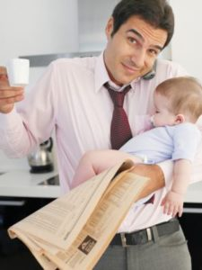 """Hong Kong's mandatory paternity leave """"disappointing"""" 