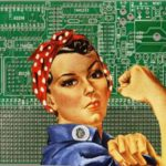 The rise of women in technology roles