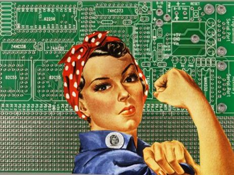 The rise of women in technology roles | HR News - HR Magazine | HR Online