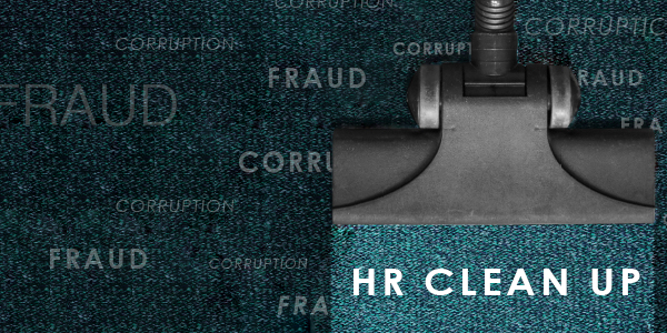 HR clean up | HR News - HR Magazine | HR Online