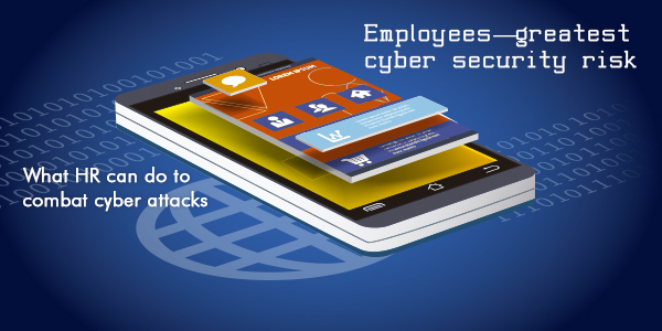 Employees—greatest cyber security risk