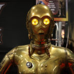 C-3PO, the world first