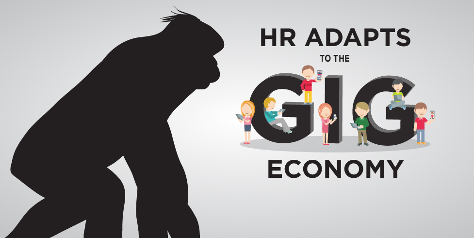 HR adapts to the GIG economy | HR Cover Story - HR Magazine | HR Online