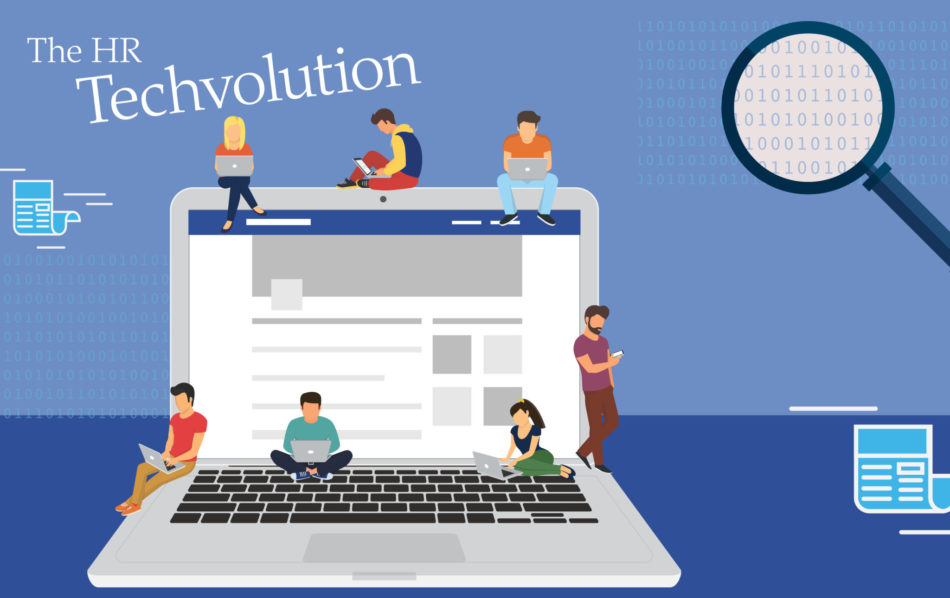 The HR Techvolution is here